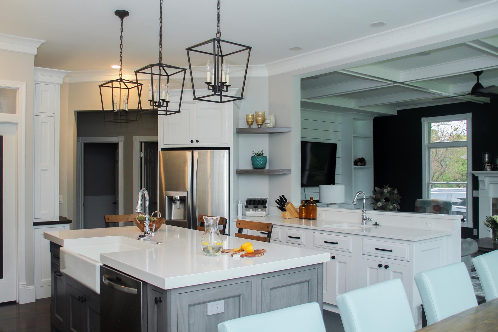 Kitchen Design Farmhouse Apron Sink