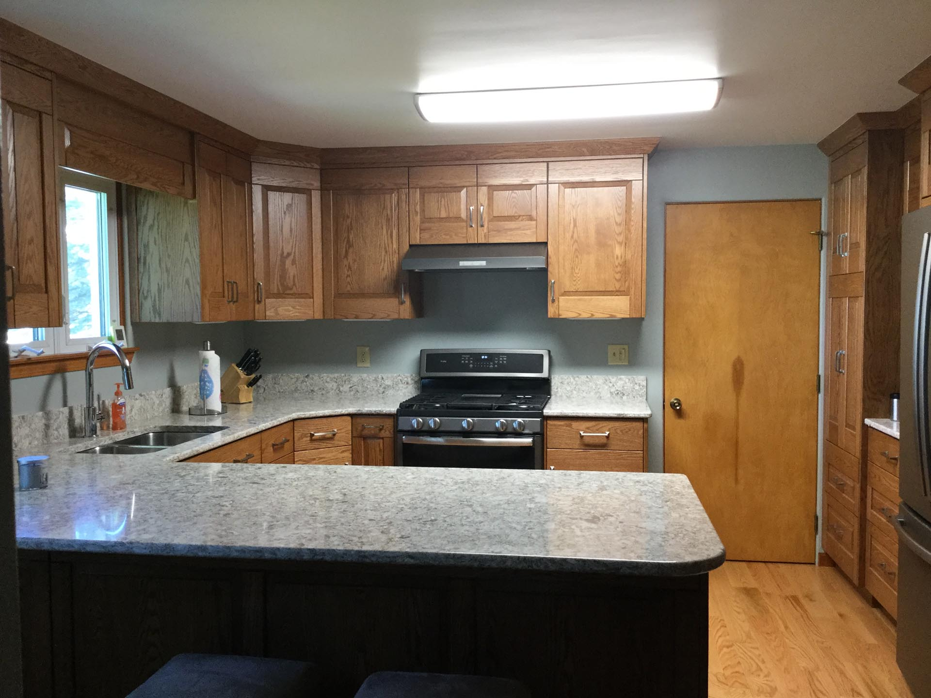 Kitchen Sink and Faucet Remodel