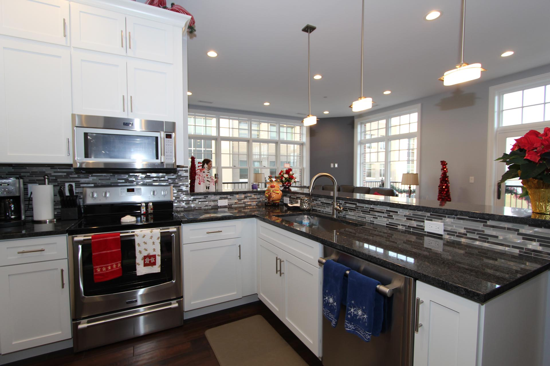 Kitchen Sink and Faucet | 9 East Main St | Uptown Bay City