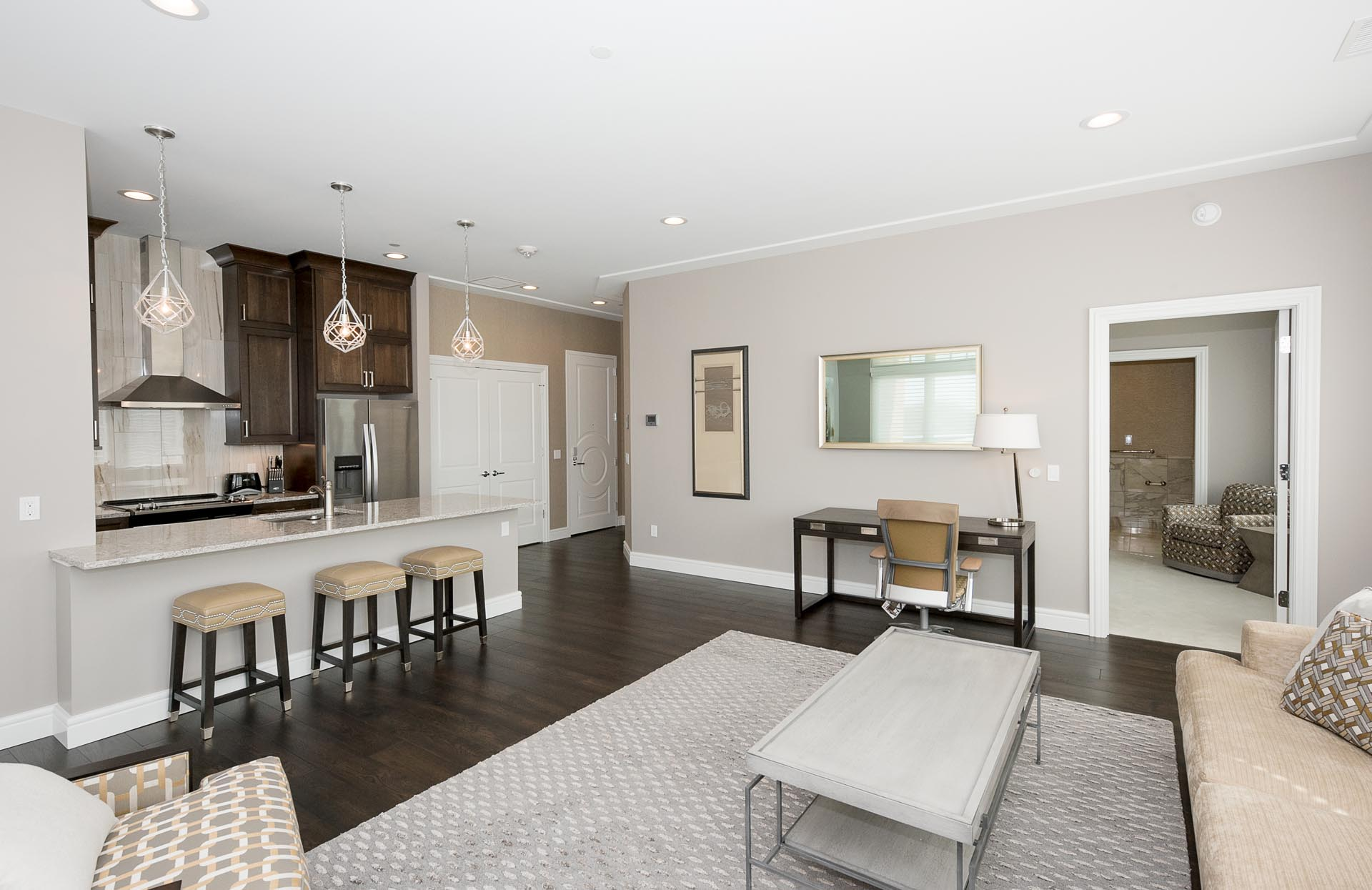 Shaheen Development / Pinnacle Design | H Residence | Midland, MI