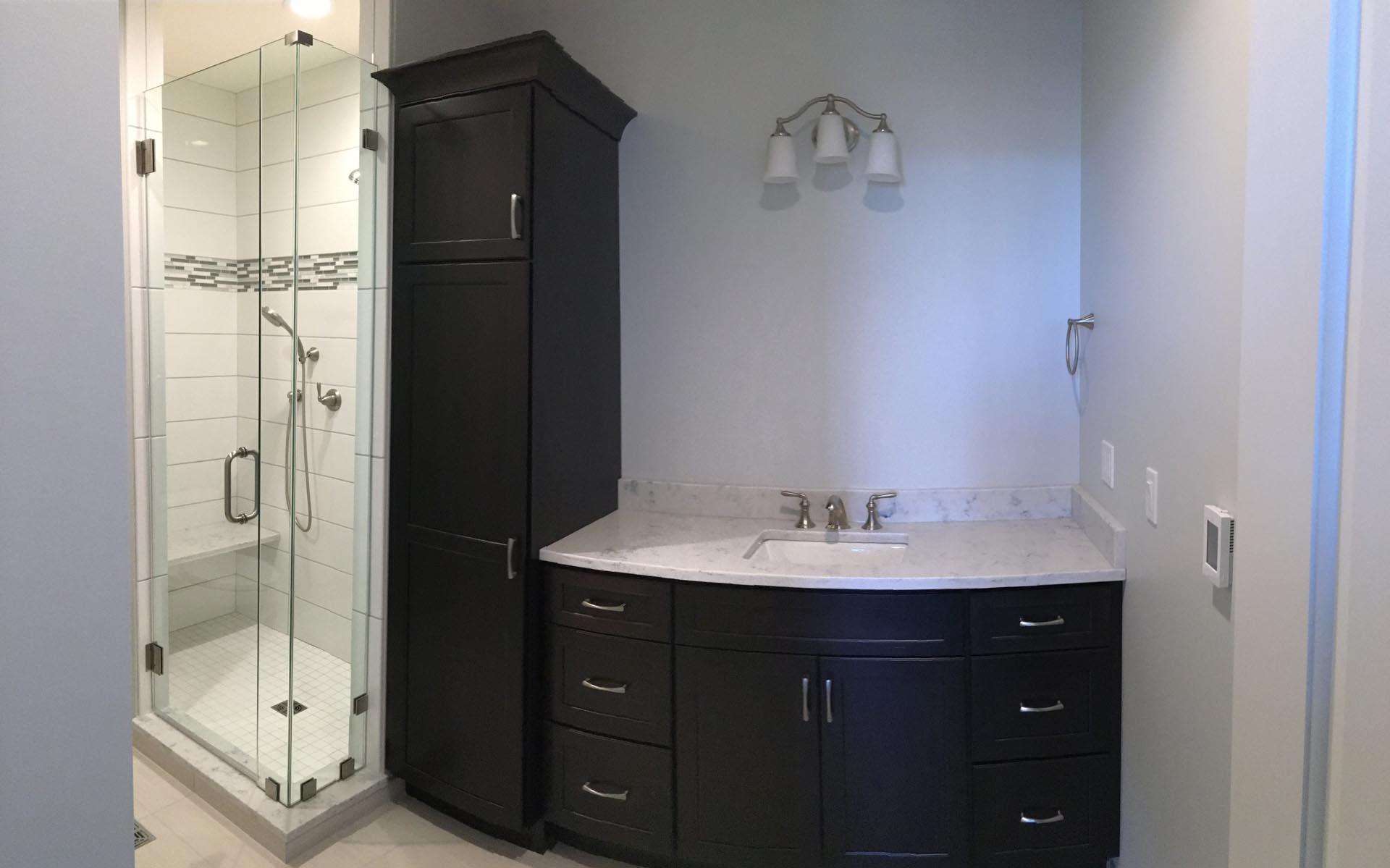 Bathroom | H Residence | Midland, MI