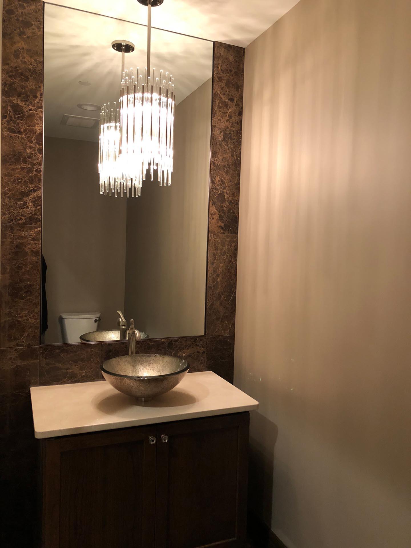 Bathroom Design | H Residence | Midland, MI