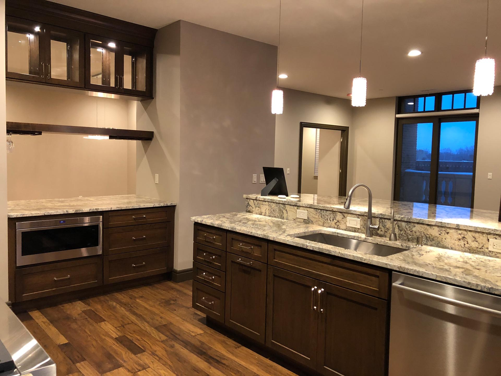New Kitchen Design | H Residence | Midland, MI