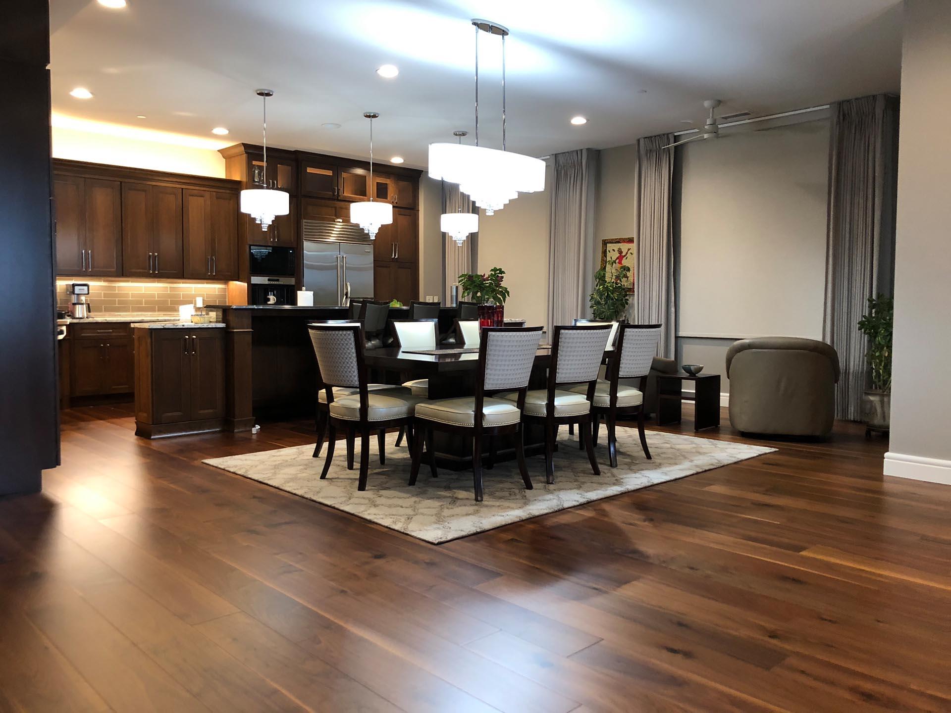 Apartment Design | H Residence | Midland, MI