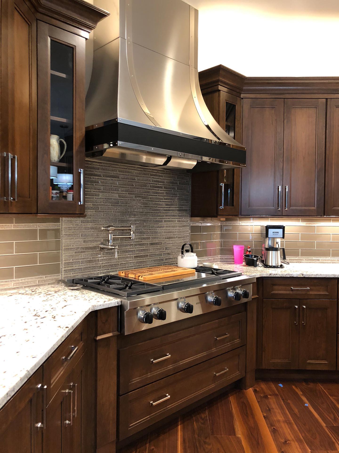 Kitchen Design | H Residence | Midland, MI