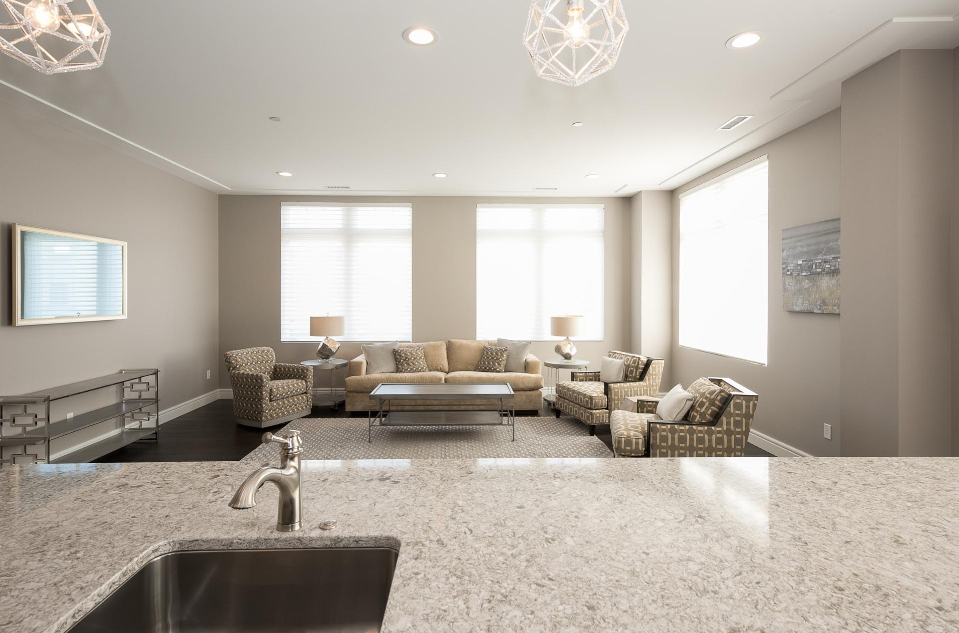 Condo Design | H Residence | Midland, MI