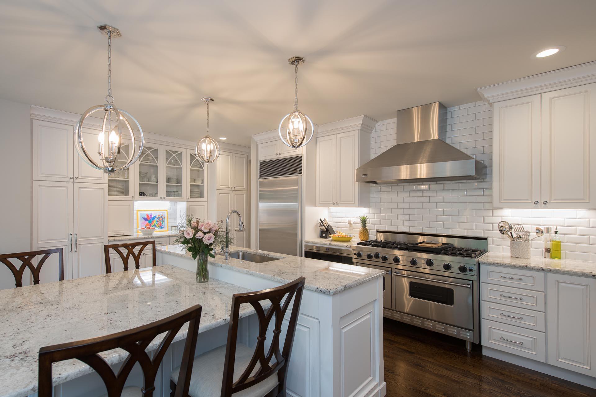Sink and Faucet | Kitchen Renovation | Saginaw, MI